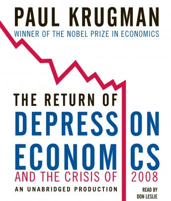 Return of Depression Economics and the Crisis of 2008 sample.