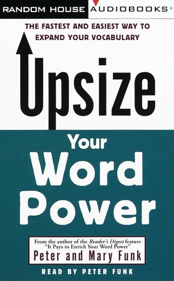 Download Upsize Your Word Power by Peter Funk