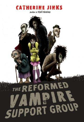 Reformed Vampire Support Group, Catherine Jinks