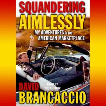 Squandering Aimlessly: My Adventures in the American Marketplace, David Brancaccio