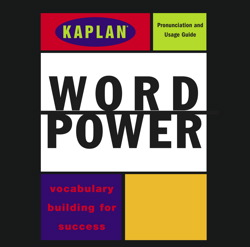 Kaplan Word Power: Vocabulary Building for Success, Kaplan