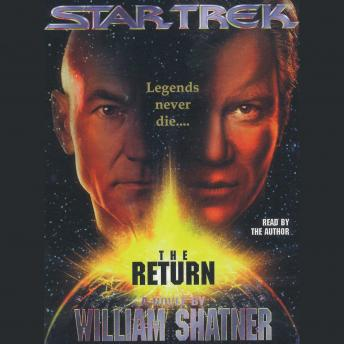 Star Trek:The Return, William Shatner
