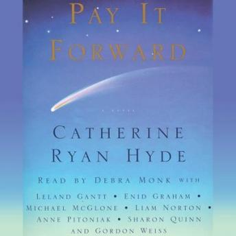 Pay It Forward, Catherine Ryan Hyde