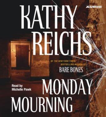 Monday Mourning: A Novel