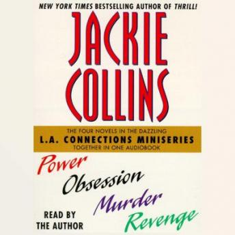 L.A Connections: Power, Obsession, Murder, Revenge, Jackie Collins