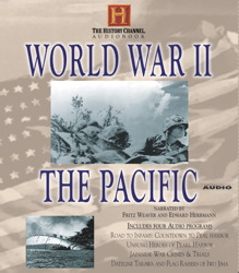 World War II: The Pacific, Audio book by The History Channel