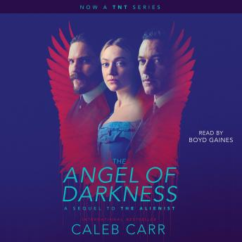 Angel of Darkness, Caleb Carr