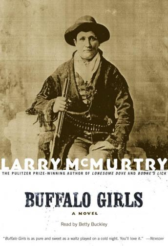 Buffalo Girls, Larry McMurtry