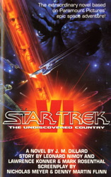 Download Star Trek VI by J.M. Dillard