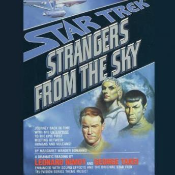 Strangers from the Sky, Margaret Wander Bonanno