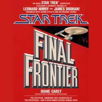 Star Trek: Final Frontier, Diane Carey