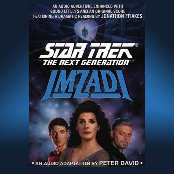 Star Trek Next Generation: Imzadi, Peter David