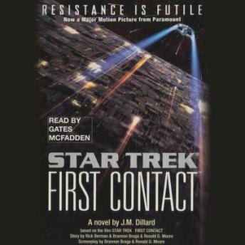 Star Trek: First Contact, J.M.Dillard