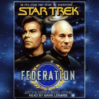 Star Trek: Federation, Judith Reeves-Stevens
