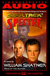 Spectre, William Shatner