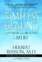 Timeless Healing: The Power and Biology of Belief sample.