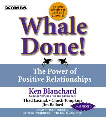Whale Done!, Kenneth Blanchard