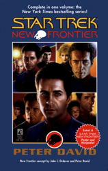 Star Trek: The New Frontier, Peter David