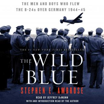 Download Wild Blue: The Men and Boys Who Flew the B-24s Over Germany by Stephen E. Ambrose