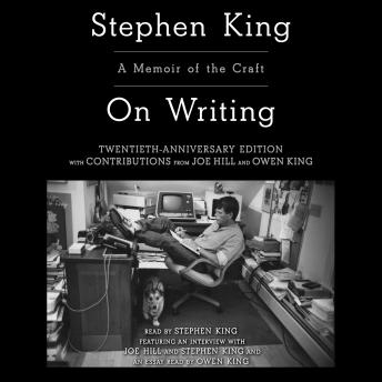 On Writing: A Memoir Of The Craft Audiobook Free Download Online