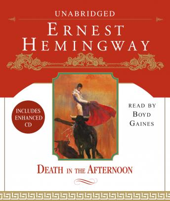 Download Death in the Afternoon by Ernest Hemingway