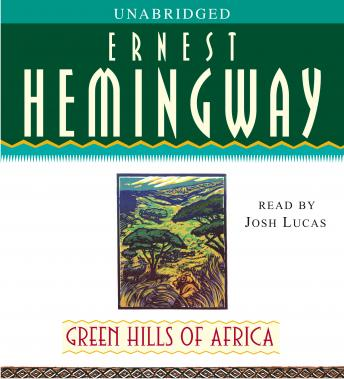Download Green Hills of Africa by Ernest Hemingway