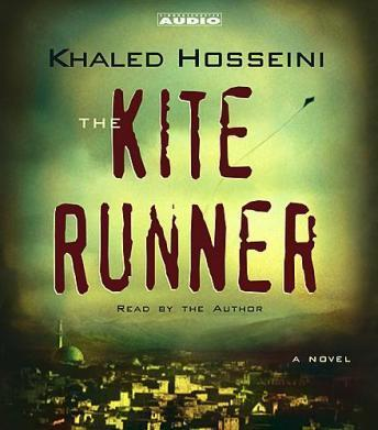 Kite Runner, Khaled Hosseini