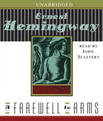 Farewell to Arms, Ernest Hemingway
