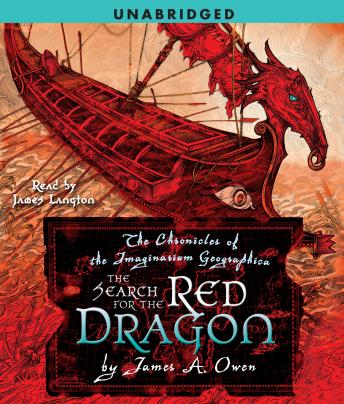 Search for the Red Dragon, James A. Owen