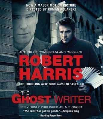 Ghost, Robert Harris