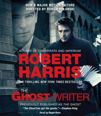 Ghost: A Novel, Robert Harris