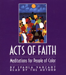 Acts Of Faith: Meditations For People Of Color sample.