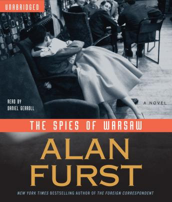 Download Spies of Warsaw by Alan Furst