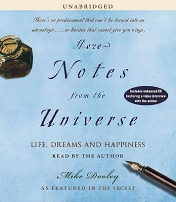 More Notes From the Universe, Mike Dooley
