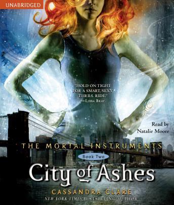 City of Ashes, Cassandra Clare