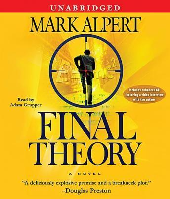 Final Theory: A Novel sample.