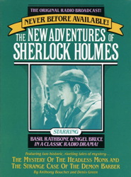 The Strange Case of the Demon Barber and The Mystery of the Headless Monk: The New Adventures of Sherlock Holmes, Episode #4