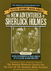 The Amateur Mendicant Society and Case of the Vanishing White Elephant: The New Adventures of Sherlock Holmes, Episode #5