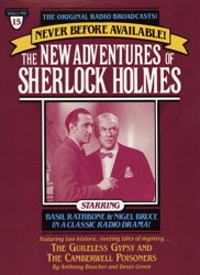 The Guileless Gyspy and The Camberville Poiseners: The New Adventures of Sherlock Holmes, Episode #15