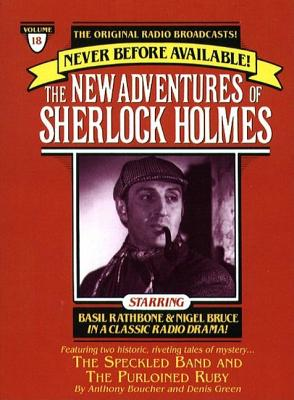 The Adventure of the Speckled Band and The Purloined Ruby: The New Adventures of Sherlock Holmes, Episode #18