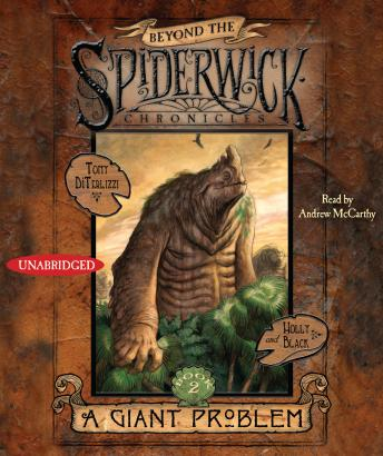 Giant Problem, Tony DiTerlizzi, Holly Black