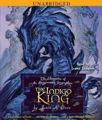 Indigo King, James A. Owen