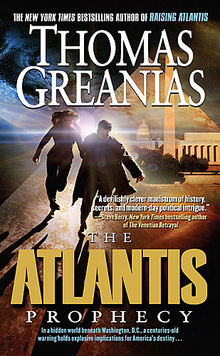 Atlantis Prophecy, Thomas Greanias