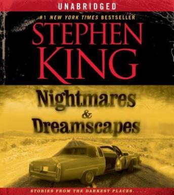 Nightmares & Dreamscapes Audiobook Free Download Online