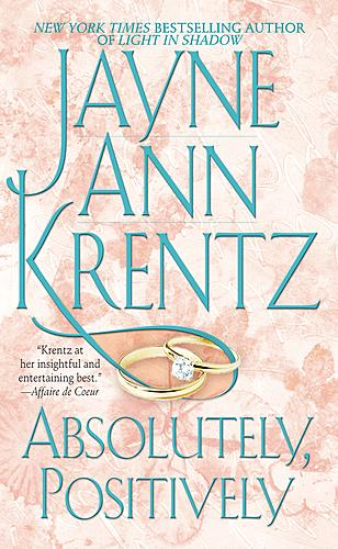 Absolutely, Positively, Jayne Ann Krentz