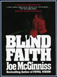 Download Blind Faith by Joe McGinniss