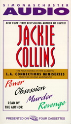 L.A. Connections: Power, Obsession, Murder, Revenge, Jackie Collins