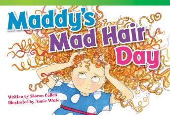 Maddy's Mad Hair Day Audiobook