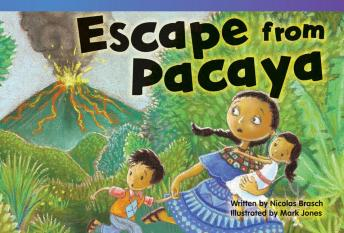 Escape from Pacaya Audiobook