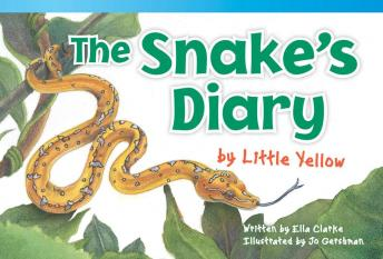 Snake's Diary by Little Yellow Audiobook, Ella Clarke